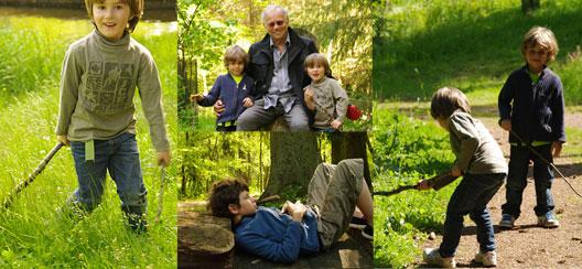 Arboretum - Dompierre les Ormes